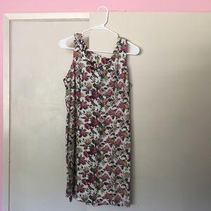 Vintage '90s floral mini dress size 2/4